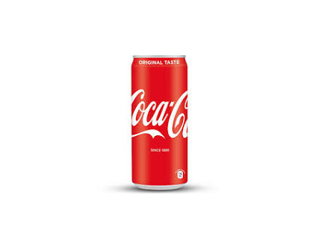 Canned Coke