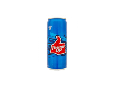 Canned Thums Up