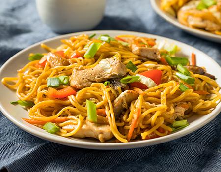 Non-Veggie Noodles