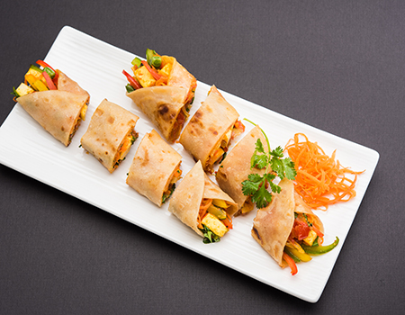 Chicken Spring Rolls (3 pcs)