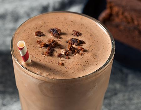 Chocolate Creamy Milkshake