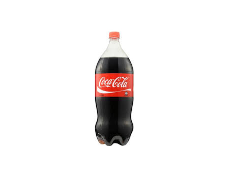 Bottled Coke (2 L)