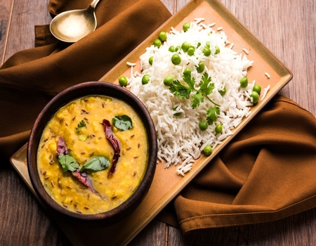 Daal with Rice
